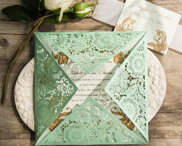 Eleganta bröllop inbjudninjar4
